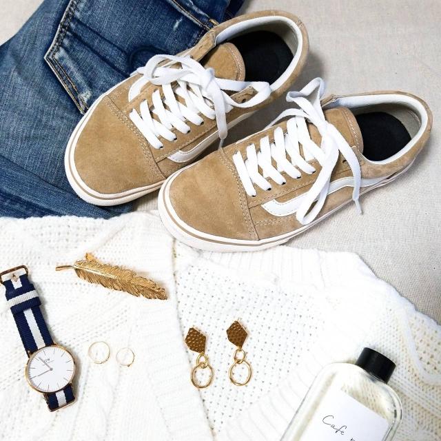 靴やアクセサリーの写真
