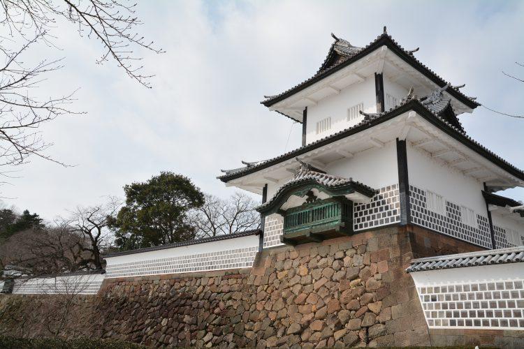 金沢城の写真