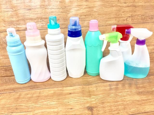 洗剤ボトルの写真
