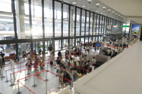 大阪国際空港の写真
