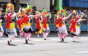 ねぶた祭り・なぬかびの写真