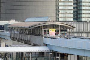 駅の外観の写真
