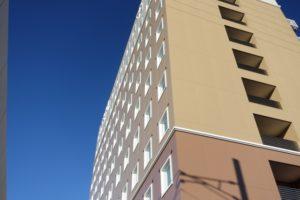 ホテルの外観の写真