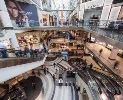 ショッピングモールの写真