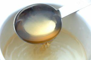 玄米黒酢の写真
