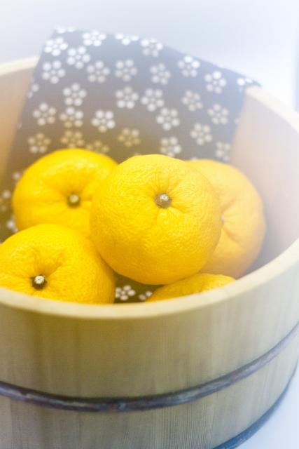 柚子風呂イメージ
