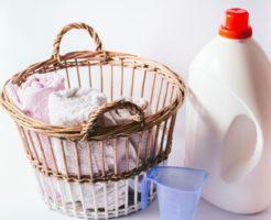 洗濯物の洗剤