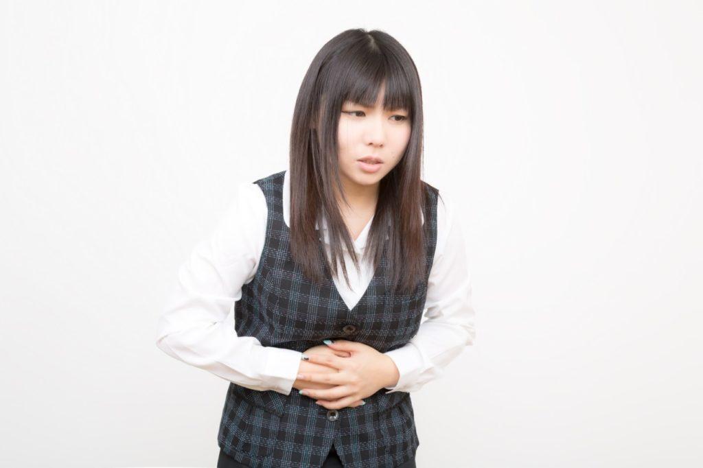 腹痛のイメージ写真2