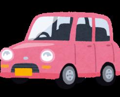車のイラスト