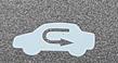 内気循環ボタン